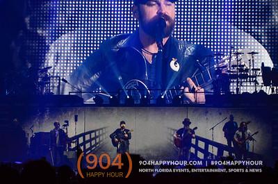 Band Photos: Zac Brown Band @ Jacksonville Veterans Memorial Arena - 9.17.16