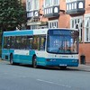 Arriva Volvo Wright Renown Y717KNF 2717 in Chester.