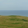 Looking out over the Irish Sea from the Great Orme, Llandudno.