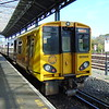 Merseyrail Class 507 no. 507003 at Chester on a Liverpool service.