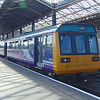 Northern Class 142 Pacer no. 142009 at Chester.