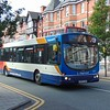 Stagecoach Volvo Wright Eclipse DK09GXW 21262 (former First 69486) in Chester on the X8 to Liverpool.