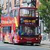 Stagecoach City Sightseeing Chester Dennis Trident ALX400 Y526NHK 17455 on the 100.