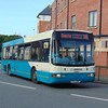 Arriva Volvo Wright Renown Y711KNF 2711 in Chester on the 3B.