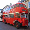 Northampton Transport Roe bodied Daimler CVG6 JVV267G 267 working on the heritage open weekend tours.