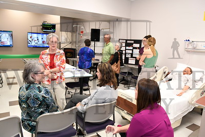 17970 College of Nursing & Health Simulation Lab Grand Opening 9-22-16