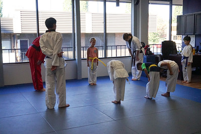 Respect the yellow belt!