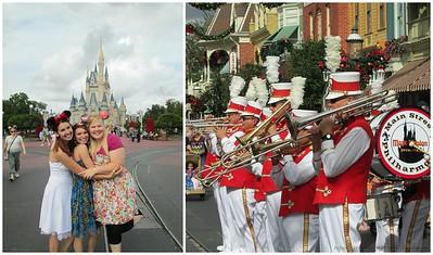 Disney Magic on Main Street USA Orlando