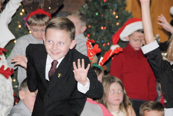 Shellsburg Elementary Holiday Concert