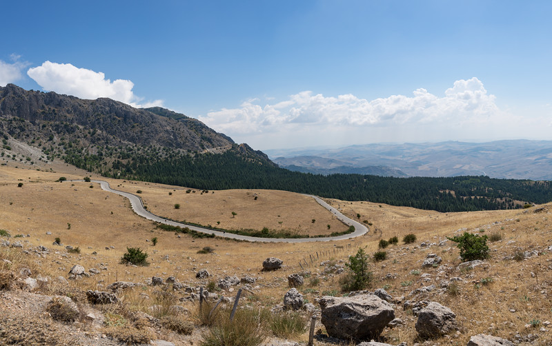 Madonie panorama