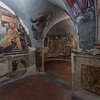 The crypt at the Chiesa Matrice Vecchia