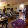 Our hotel room at the Relais Santa Anastasia