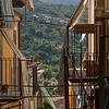 Balconies in Castebueno