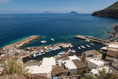 Malfa harbour
