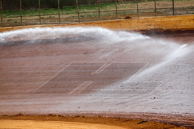 Smoky Mountain Speedway track prep