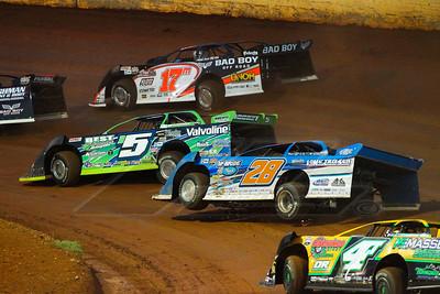 Dale McDowell (17M), Brandon Sheppard (B5) and Dennis Erb, Jr. 928)