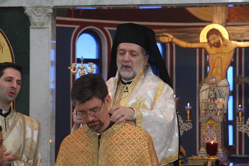 Sunday of St. John Climacus Hierarchical Divine Liturgy