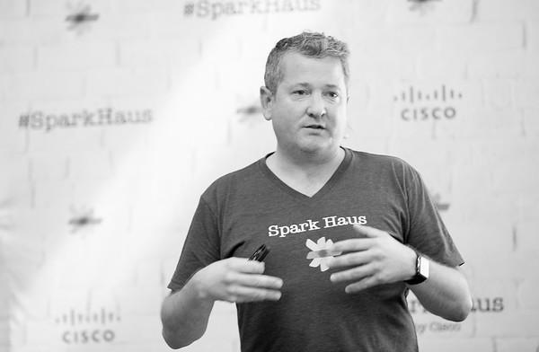 #SparkHaus @Tropo #SXSW  @jsgoecke Jason Goecke Tropo Business Unit at Cisco General Manager