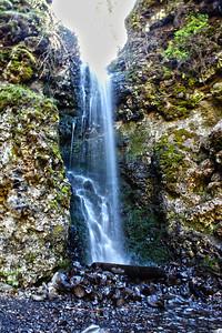 Indian Canyon Waterfall