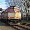 MBTA 1025 in West Medford