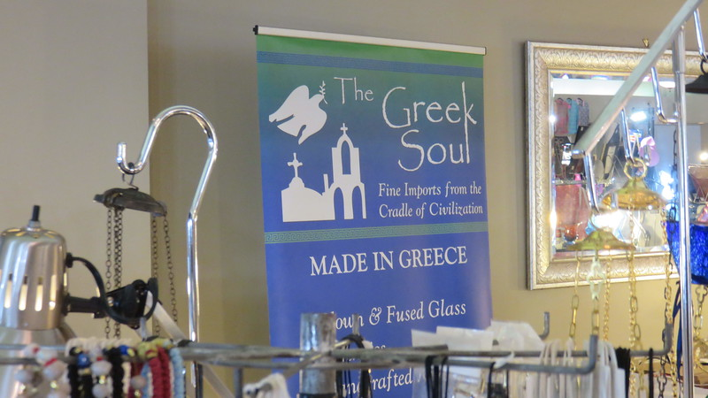 Assumption Greek Festival Visit