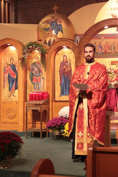 St. Demetrios Great Vespers