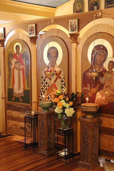 St. John Chrysostom Parish Visitation