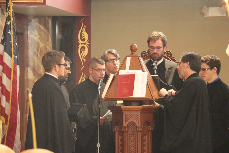 Feast of the Synaxis of St. John Great Vespers