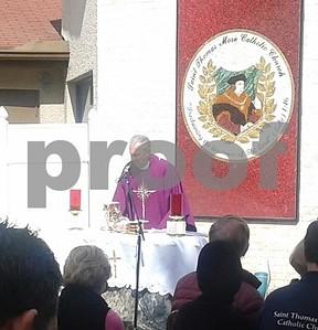 St. Peregrine Mass