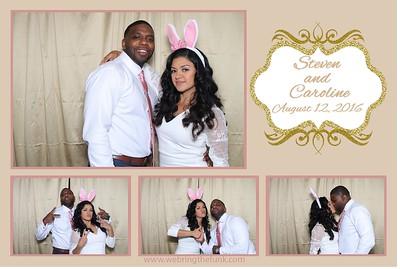 Steven & Caroline Wedding