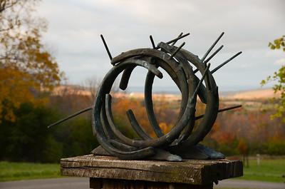 Stone Quarry Hill Art Park - Fall