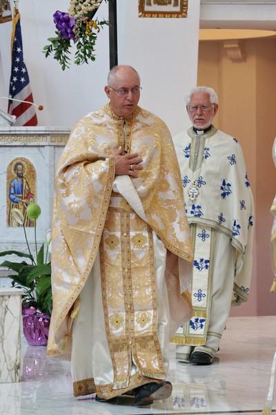 Sts. Constantine & Helen Divine Liturgy