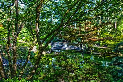 Japanese Gardens...