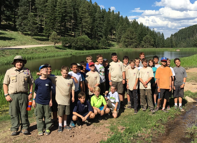 2016 Summer Camp - Wehinahpay