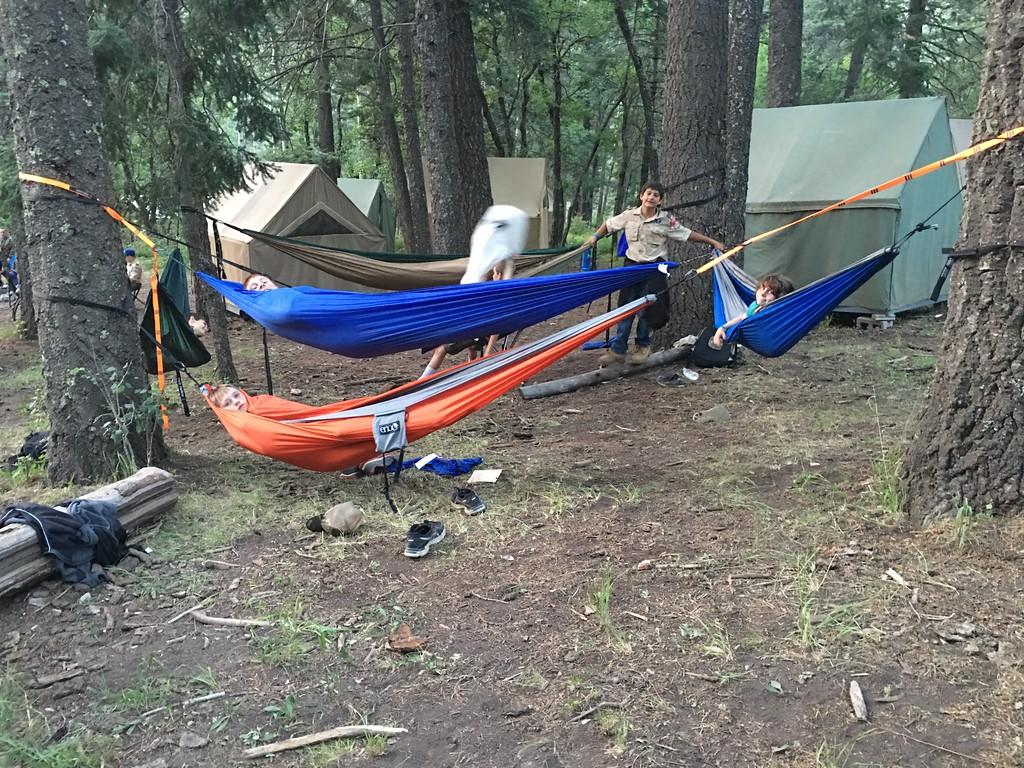 2016 Summer Camp - Wehinahpay