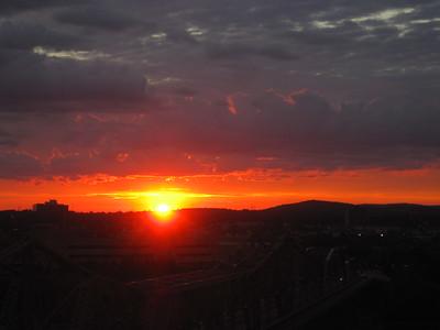 Sunset :: August 25 2016