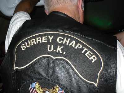 Surrey Chapter 25 Anniversary 2016