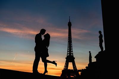 Susanne & Felipe Paris