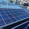 2 Kyocera 120W solar panels