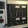 Circuit breaker panel.