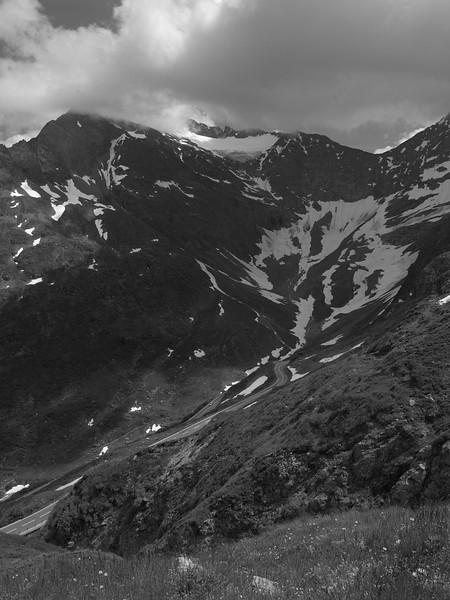 Schallenberg - Sustenpass - Oberalppass - Camischolas 6.6.2016