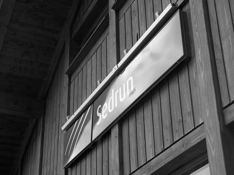 Sedrun - Oberalppass 14.7.2016