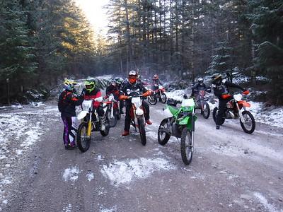 Tahuya Ice Ride