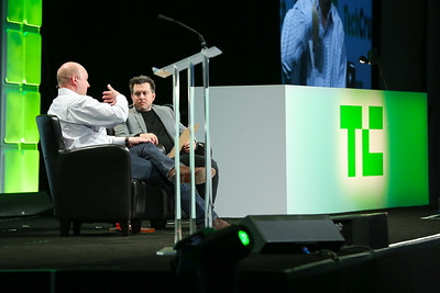 Disrupt #TCDisrupt @TechCrunch