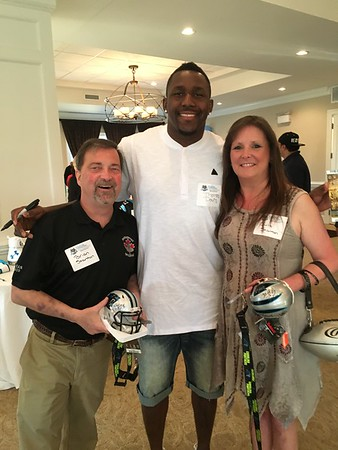 Ted Ginn Fundraiser 20 April 2016