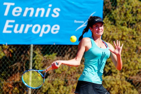 01.04a Tamara Malesevic - Tennis Europe Junior Masters 2016