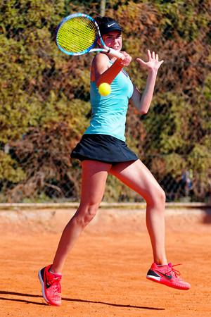 01.04c Tamara Malesevic - Tennis Europe Junior Masters 2016