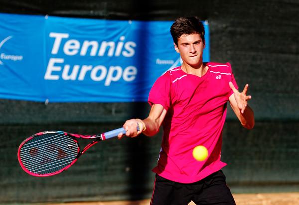 01.01 Lukas Krainer - Tennis Europe Junior Masters 2016