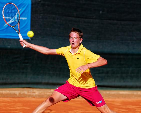 01.03a Kristijan Juhas - Tennis Europe Junior Masters 2016