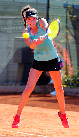 01.04b Tamara Malesevic - Tennis Europe Junior Masters 2016